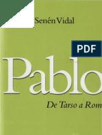 Vidal, Senen - Pablo de Tarso a Roma