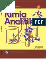 Buku Kimia Analitik