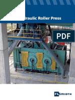 Hydraulic Roller Press