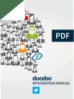 Piattaforma E-Learning Docebo | Integrazione Twitter
