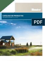 Catalogo Hunter 2013