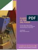 21.Claves de La Transicion Del Poder.varios Autores-PNUD