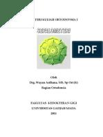 SEFALOMETRI - UGM