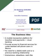 Executive Summary Mobile Banking 2