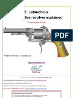 Lefaucheux 7mm Pinfire Revolver Explained