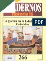 Mitre Emilio - La Guerra en La Edad Media