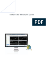 Metatrader 4 User Guide