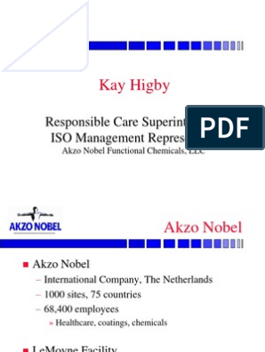 Akzo Nobel | Technology | Business
