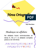 Nova Ortografia