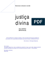 Justiça Divina (psicografia Chico Xavier - espírito Emmanuel)