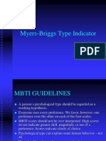 MBTI | Extraversion And Introversion | Personality Type