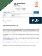 Examen Servicios de Red e Internet 08032013