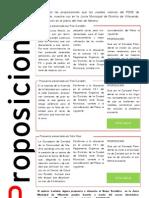 2013 febrero proposiciones