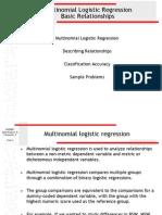MultinomialLogisticRegression_BasicRelationships