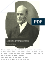Nathaniel West - Daniel' s Great Prophecy (1898)