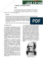 Aptitud evolutiva (R.Alemañ)