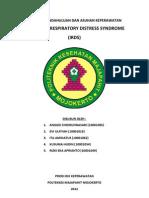 Idiopathic Respiratory Distress Sydrome