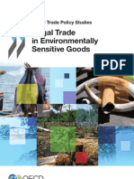 Illegal Trade in Environmentally Sensitive Goods
