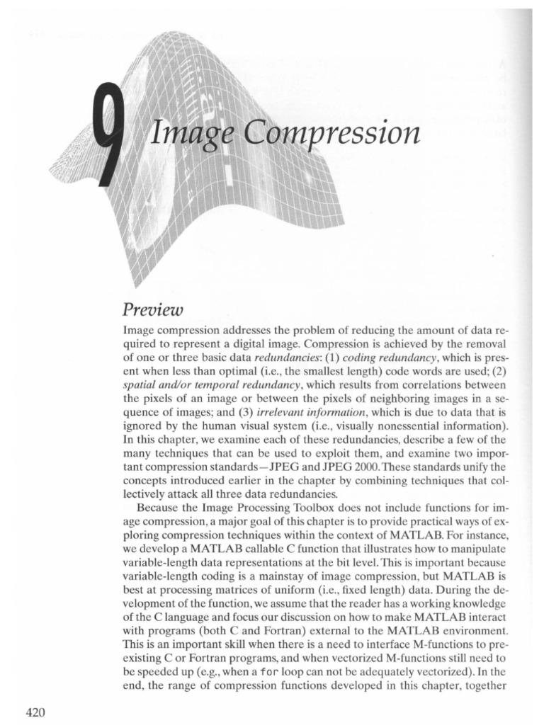 Jpeg Code String Computer Science Block Diagram Compression