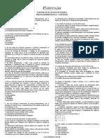 Exercícios de direito administrativo Auditor