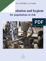 ACF WASH Manual Chapter 3 Water Supply