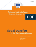 Social Transfers in the Fight Against Hunger