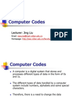 Lecture Computer Codes
