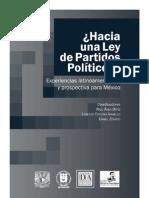 Hacia Una Ley de Partidos