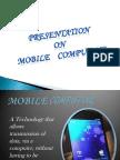 Mobile Cmm