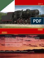 Catalogo Rivarossi 2011
