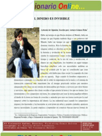 Articulo El Dinero Invisible