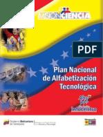 Plan Nacional de Alfabetizacion Tecnologica