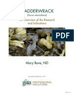 A Research Review of Bladderwrack