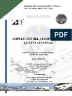 Tesis Usac San Carlos Aerodronomo Xela
