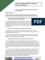 Open Source ECM - Interview FR - Emmanuel Dyan - iNet Process