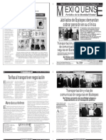 Versión impresa del periódico El mexiquense 8 marzo 2013