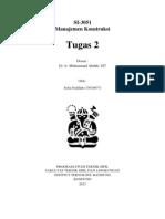 Tugas 2 Manajemen Konstruksi (AMDAL)