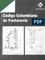 Codigo Colombiano de Fontaneria - NTC1500