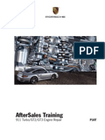 AfterSales Training - 911 Turbo GT2 GT3 Engine Repair