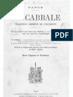 Papus - La Cabbale