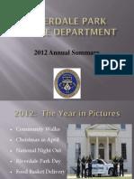 2012 Annual Summary