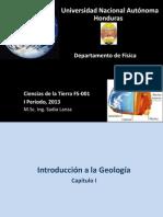 Capitulo # 1.. Ciencias de La Tierra