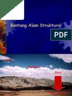 Bentang Alam Struktural