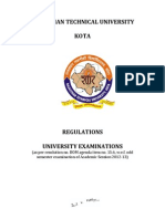Examination Regulations Rtu