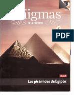7.- Las pirámides de Egipto