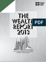 High Net Worth individuals around the world