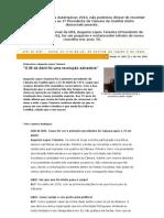 Entrevista a Augusto Lopes Teixeira