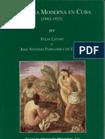 Félix Lisazo. La poesía moderna en Cuba