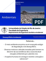 Desastres Ambientais