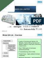 MindaSAI Presentation